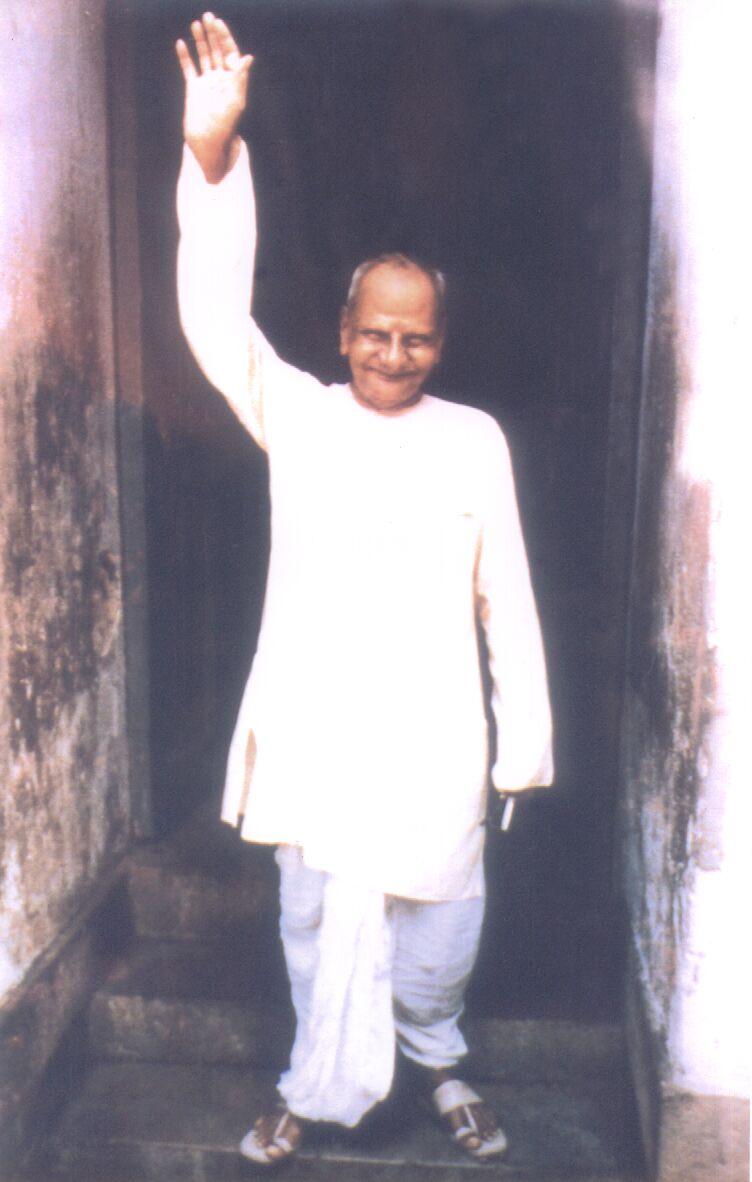 Nisargadatta Maharadľ